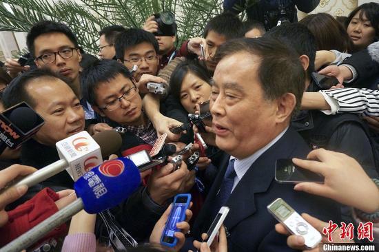 """四部长谈机构改革:盛光祖""""憾""""、徐绍史""""赞"""""""