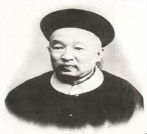 图为中国实业之父盛宣怀。