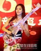 图文:乒超总结会在京召开 美女很是抢镜