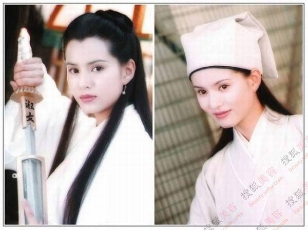李若彤的古装扮相美的无话可说图片
