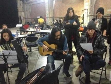 赖声川为《如梦之梦》写歌 歌名叫《走进你的梦》