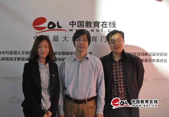专访谢立安:中国学生留学美国怎样才能脱颖而出