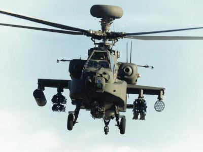 美国对台军售攻击型直升机阿帕奇