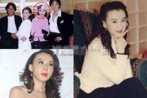 《一帘幽梦》时期的萧蔷,美得像天人一样,带着一股子仙气飘到了人间,台湾第一美女的称号在那个时期,她真的是当之无愧的,只是如今,这个大鼻孔的阿妈,怎么就长成了这样。