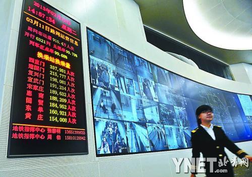 """""""北京地铁,一个字,挤。""""这是网民们对北京地铁的形容。今年3月8日,在4条新线开通仅2个多月后,北京16条地铁线路客运量首次突破了1000万人次,成为全世界最繁忙的地铁。"""