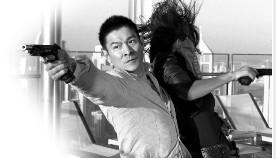在新片中,刘德华和林志玲激战迪拜塔。