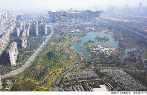 中国各大城市面积_成都将建80公里环城绿廊 净化成都空气(图)-搜狐滚动