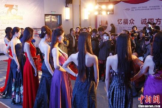 2012全球比基尼小姐大赛中国总决赛亚军杜文靓,2012全球比基尼小姐