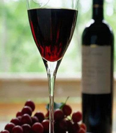 红酒 优雅 女人(4)
