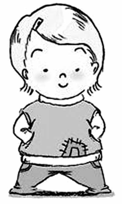动漫 简笔画 卡通 漫画 手绘 头像 线稿 400_670 竖版 竖屏