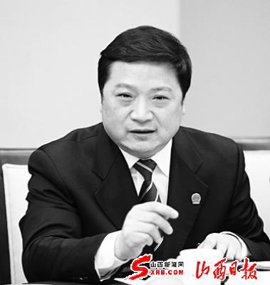 太原铁路局局长 杨庚宇