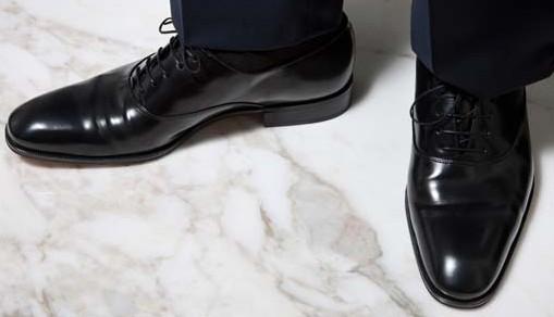 男人结婚穿的皮鞋