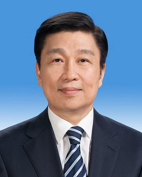 中华人民共和国副主席李源潮 新华社发