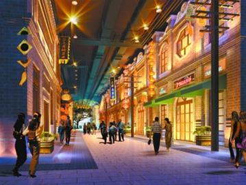 安东老街见证丹东夜经济(图)