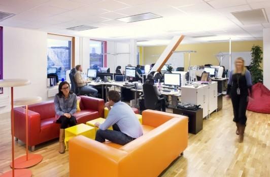 """""""睹屋思人""""的谷歌斯德哥尔摩办公室(初中)山东v初中外国语组图图片"""