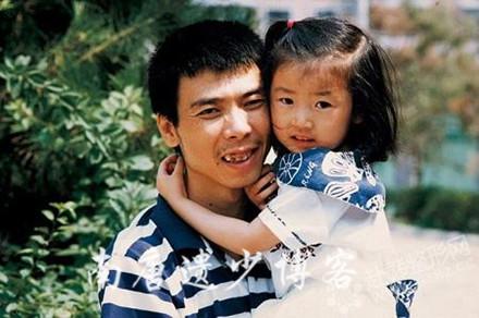 冯小刚与前妻23岁女儿清纯私房照曝光(图)