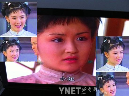 谢娜 徐怀钰/李婷宜:出演了成龙的《一个好人》被熟识后。