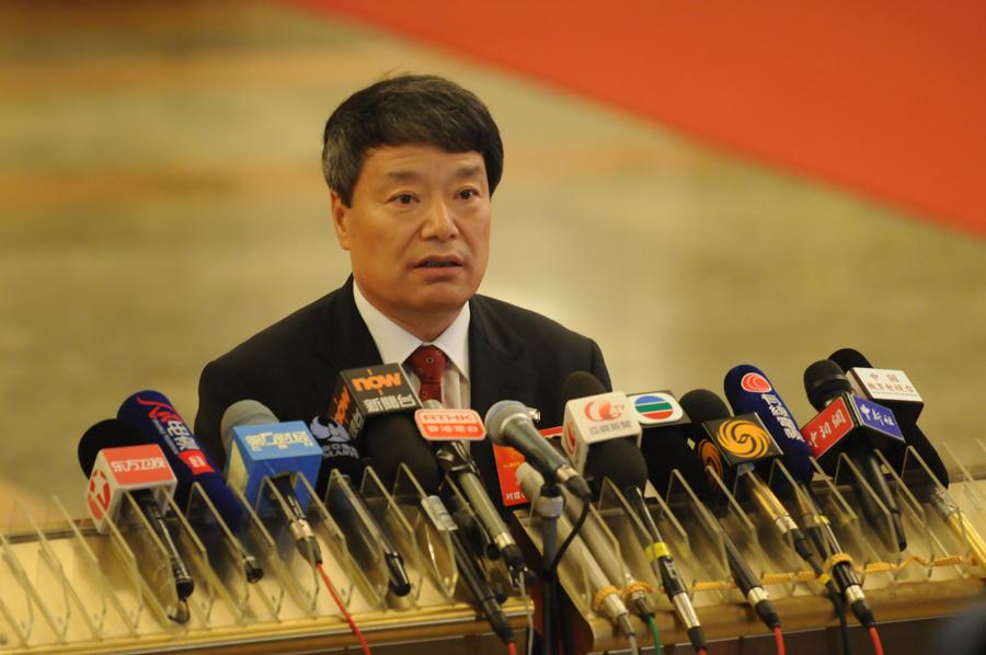 徐绍史任国土部长的最后答问:解决好保耕地和促