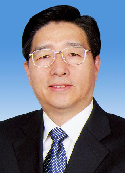 中华人民共和国国务委员郭声琨 新华社发