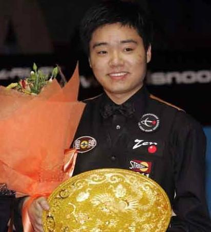 01排名赛第一冠:2005年中国公开赛