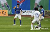 中超图:申鑫0-1申花 于涛首发反戈旧主