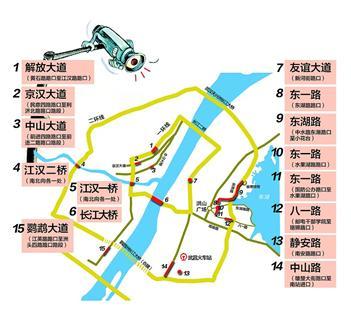长江大桥 单双号_图文:这些路段,为何违规车辆多-搜狐滚动