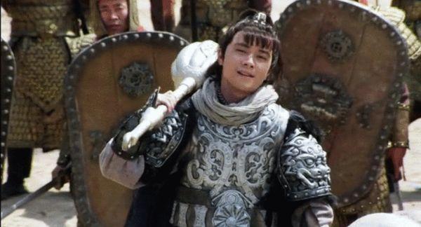 王钧赫爆料拍《隋唐演义》 陈晓东