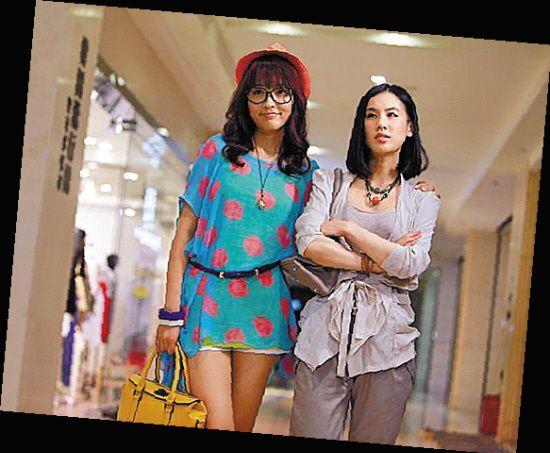 《第22条婚规》:黄圣依宋小宝谈情说爱(图)-搜美发造型贴图图片
