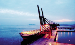 宁波北仑大榭岛_近日,记者从宁波市北仑区经济建设投资有限公司获悉,宁波已启动中国