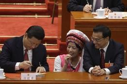 中国完成权力交接
