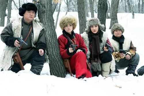 《东北剿匪记》精彩雪战