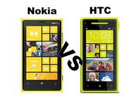 HTC和诺基亚