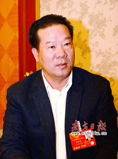 宜华刘绍喜_打造民营经济升级版(图)-搜狐滚动