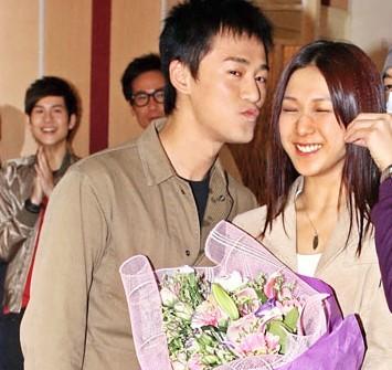 香港四大处女之钟嘉欣 拍戏遭狂吻3小时