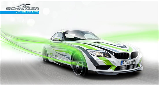 AC Schnitzer是世界上最著名的汽车定制升级公司之一,也是全球最大的高性能宝马汽车生产商