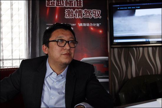 AC Schnizter 中国区总经理 杨丹