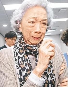 胡汉清母亲痛哭流涕