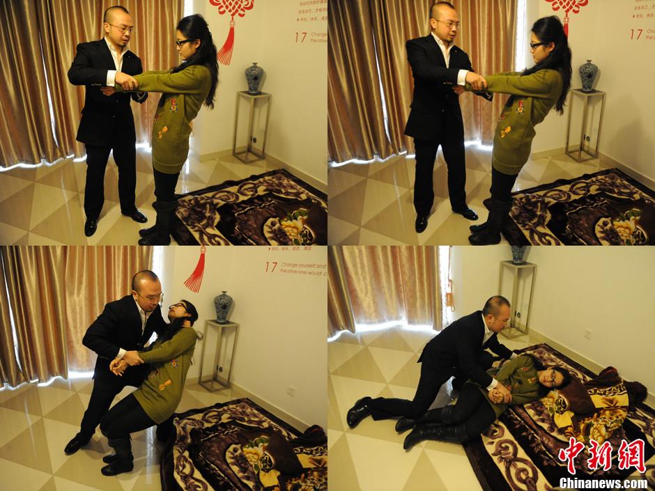 湖南颁发首张催眠执照 美女被瞬间催眠图 搜
