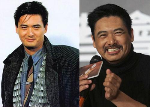 中国内地年轻男演员图片大全 老演员普遍比年轻演员吃香男