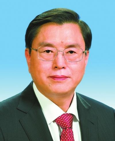 全国人大委员长张德江
