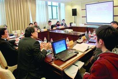 沪畅谈中国发展