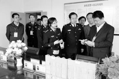 临汾市市委常委、政法委书记郑中夏到临汾劳教