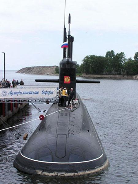 阿穆尔级潜艇_中国将建造2艘俄罗斯潜艇 俄制配件比例不超30%-搜狐军事频道