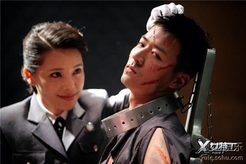 《X女特工》将播孔维唐嫣制服上演v特工姜生发视频图片
