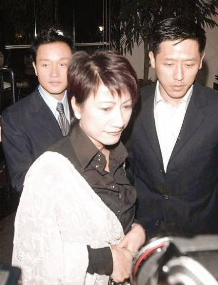 张国荣最后电话曝光 陈淑芬讲述哥哥生前电话记录(组图)