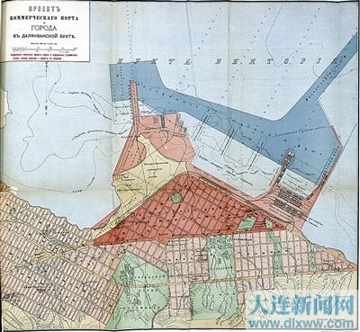 """建筑师推翻市长创意大连市区成了""""放射状""""(组图)"""