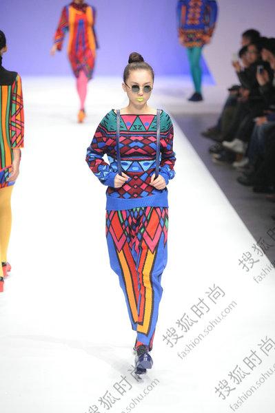 威丝曼2013中国针织时装设计大赛