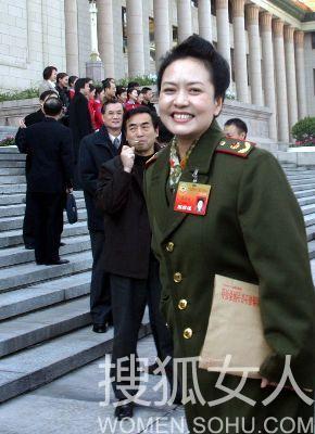 中国人民解放军军装图片大全 中国人民解放军新式军装图片展