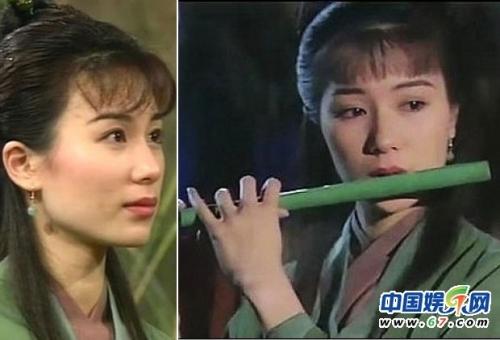 1983版《神雕侠侣》饰小龙女
