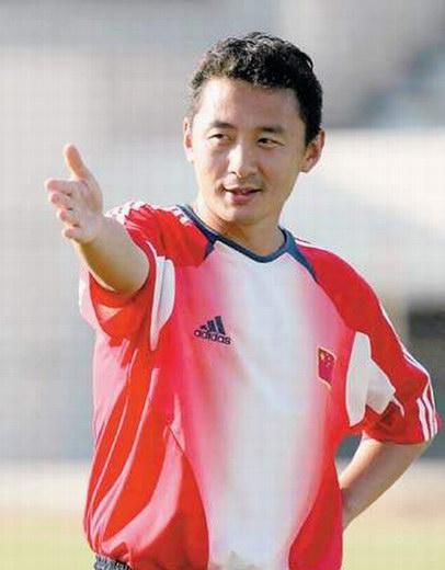曾任中国女足主帅的张海涛有望执教中国男足国少队